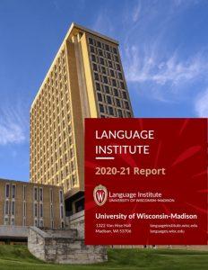 Language Institute annual report